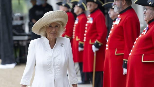 Camila de Cornualles recibirá cargo real del príncipe Felipe de Edimburgo