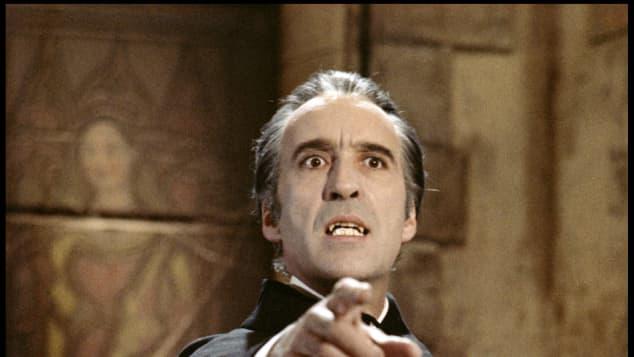 Christopher Lee 'Dr. Dracula A.D. 1972' 1972
