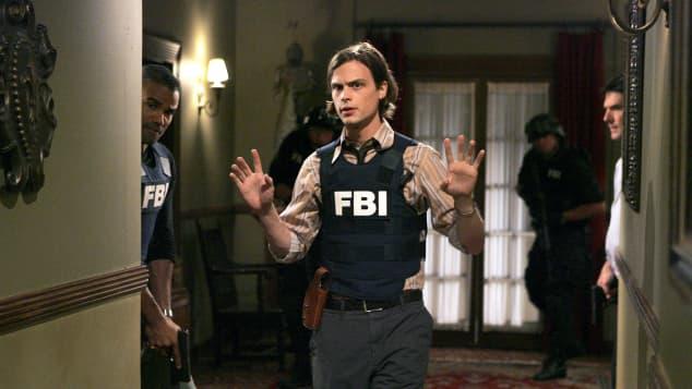 Criminal Minds escena