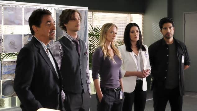 The Criminal Minds 'Cast'
