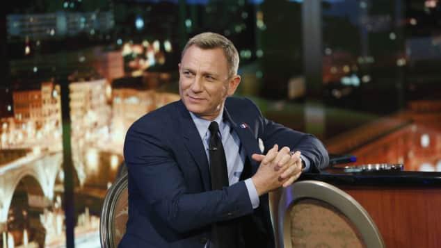 """James Bond"" Daniel Craig"