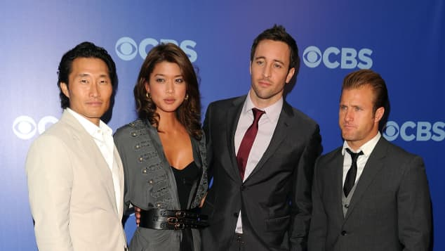 'Hawaii Five-0' cast