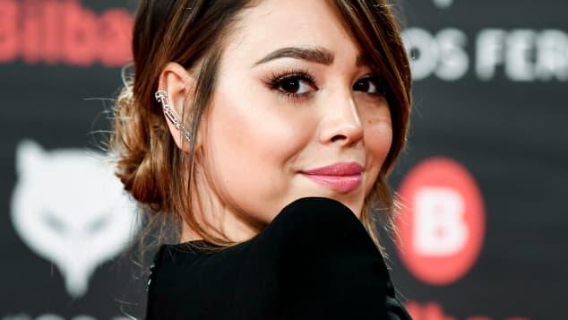 Danna Paola quiere interpretar a Gloria Trevi en serie biográfica