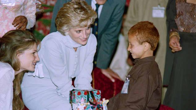 La entrañable tradición de la princesa Diana que continúa en la familia real