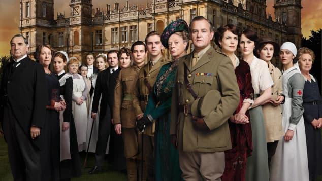 Downton Abbey Quiz facts trivia cast actors movie TV show series 2021