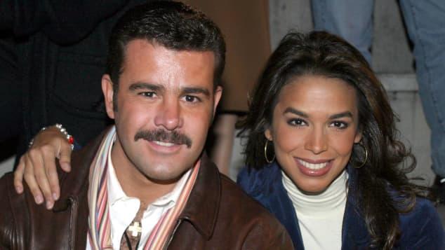 Eduardo Capetillo y Bibi Gaytán