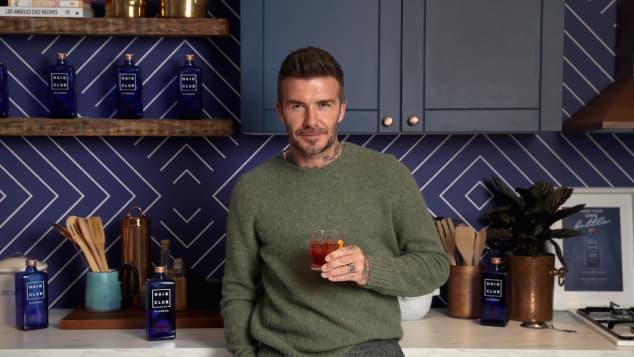 El outfit que muestra que David Beckham es fan de 'Friends'