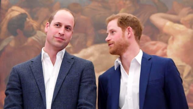 El príncipe Harry quería que George, Charlotte y Louis, hijos del príncipe William, fueran amigos de Archie