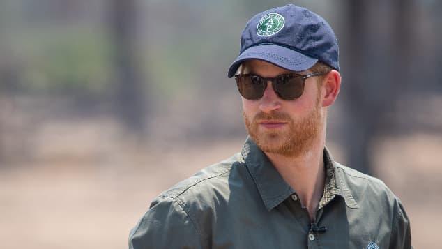El príncipe Harry tenía una cuenta secreta de Instagram para conquistar a Meghan Markle