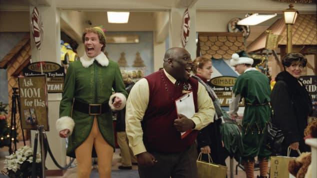 "Will Ferrell stars in the 2003 film, ""Elf"""