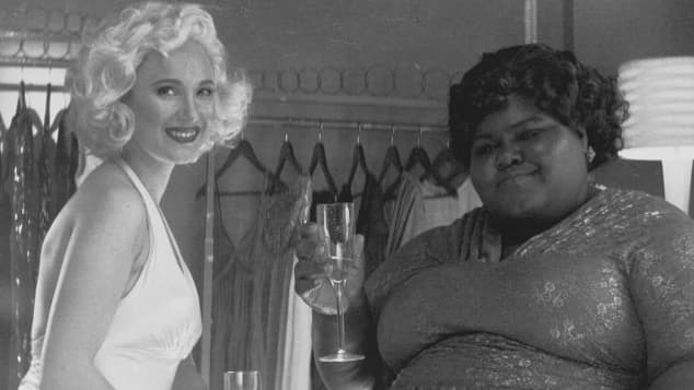 Ella Fitzgerald Marilyn Monroe Friendship