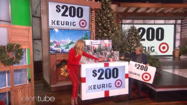 Ellen's 12 Days of Giveaways