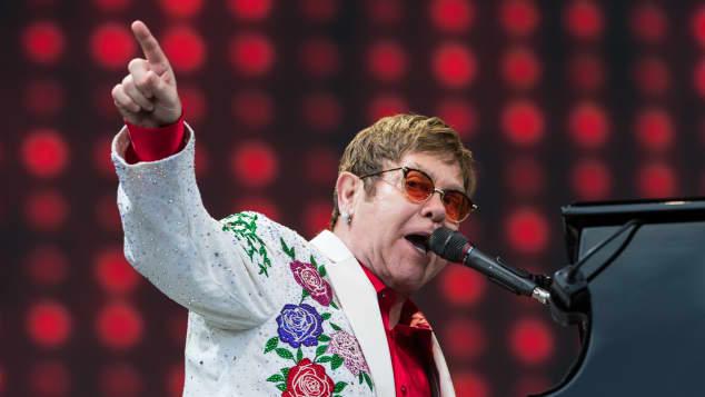 Elton John Lyrics Quiz songs music trivia questions facts words singer game 2021