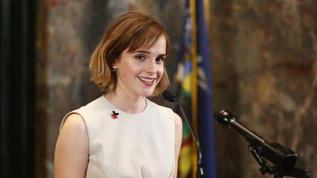 Emma Watson setzt sich für Gleichberechtigung ein