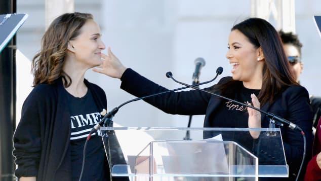 Eva Longoria, Natalie Portman y Serena Williams tendrán equipo de futbol femenil en Los Ángeles