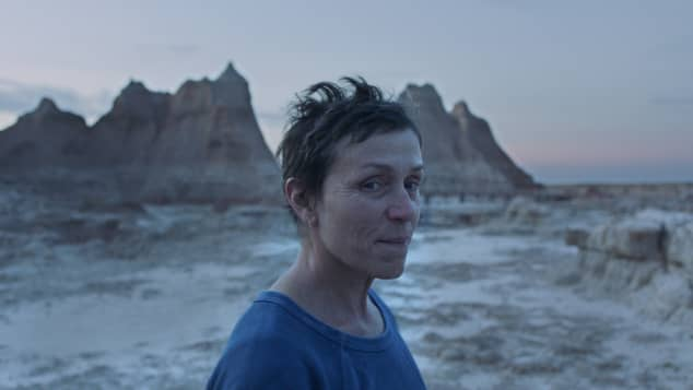 Facts On Frances McDormand In Nomadland movie film Oscars Academy Awards Best Actress 2021 ALLVIPP video Celebrity Corner With Sarah
