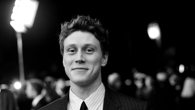 George MacKay 'Peter Pan' Big Break
