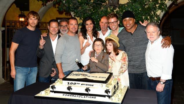 The cast of 'NCIS: LA'