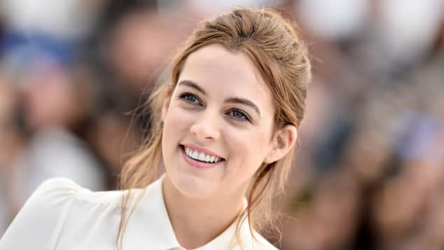 Riley Keough at Cannes Film Festival