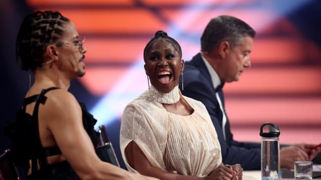 """Motsi Mabuse on the television competition """"Let's Dance"""" on June 14, 2019 in Cologne, Germany."""