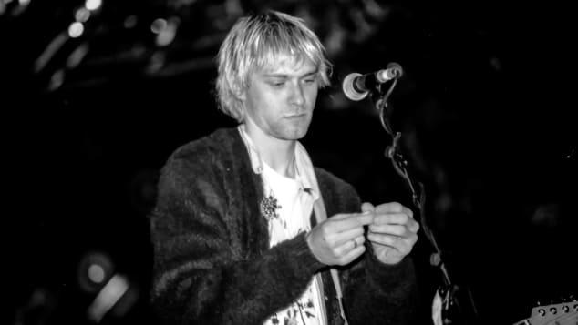 Guitarra de Kurt Cobain se convierte en la más cara de la historia