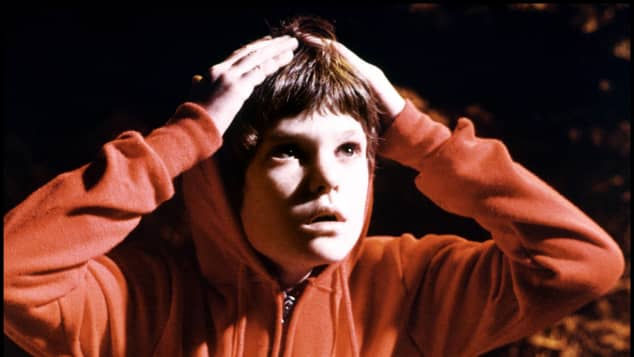 Henry Thomas in 'E.T' (1982)
