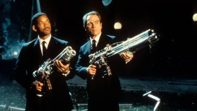 Hace 23 años se estrenó Hombres de Negro ¿La recuerdas?