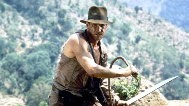 The Hottest Male Movie Characters Of All Time films movies 2021 Harrison Ford Indiana Jones