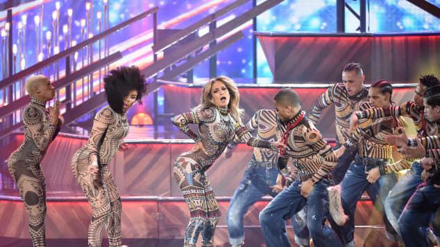 Jennifer Lopez revela cuál es su coreografía más sensual y favorita