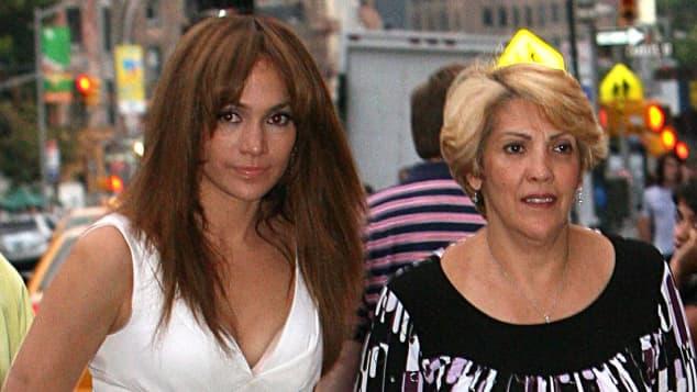 Jennifer Lopez y Guadalupe Rodriguez