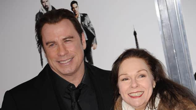 John Travolta y Karen Lynn Gorney