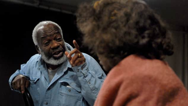 "Joseph Marcell used to play ""Geoffrey Butler"" on The Fresh Prince of Bel-Air."