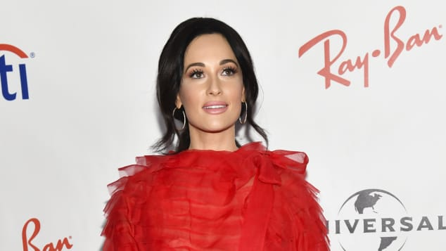 Kacey Musgraves at the 2019 Grammys