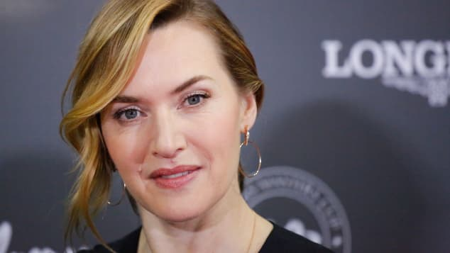 Kate Winslet attends the Longines Masters of New York at Nassau Coliseum on April 27, 2018 in New York