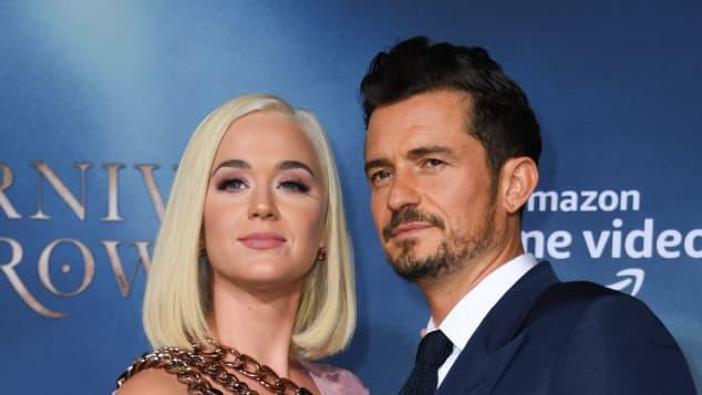 Katy Perry y Orlando Bloom posponen su boda… otra vez