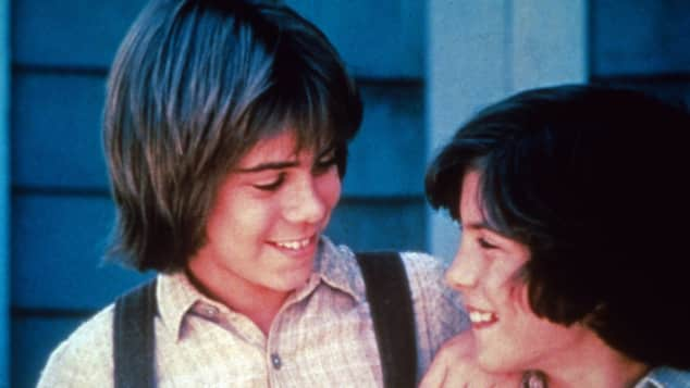 Patrick and Matthew Labyorteaux