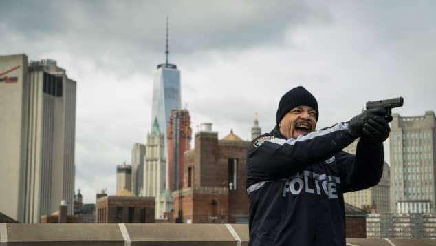 Ice-T on 'Law & Order: SVU'