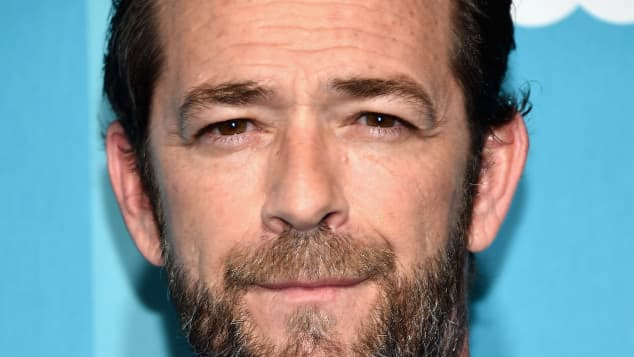 Una mirada a la carrera de la estrella de 'Beverly Hills, 90210': Luke Perry