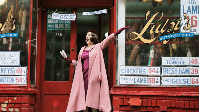 'The Marvelous Mrs. Maisel'
