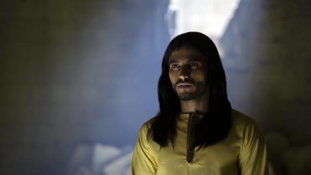Mehdi Dehbi stars in Netflix's 'Messiah'