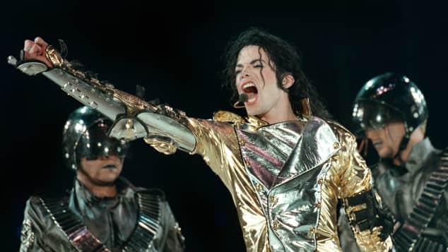 Michael Jackson 1997