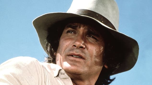 Michael Landon in 'Little House On The Prarie'