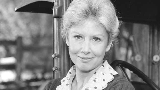 """Michael Learned as """"Olivia"""" in The Waltons"""