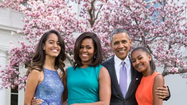 Así fue la rutina de los Obama durante la cuarentena