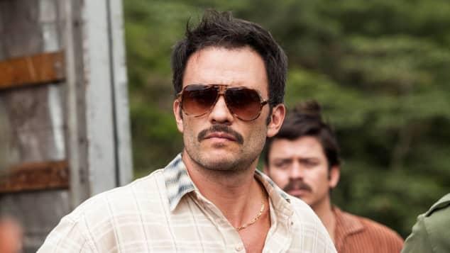 Juan Pablo Raba en 'Narcos'