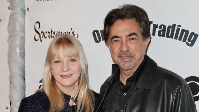 Joe Montegna and Arlene Vrhel