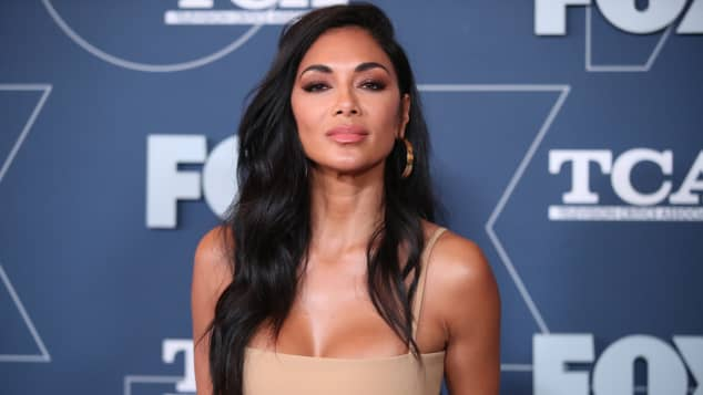 Nicole Scherzinger attends the FOX Winter TCA All Star Party at The Langham Huntington, Pasadena on January 07, 2020 in Pasadena, California