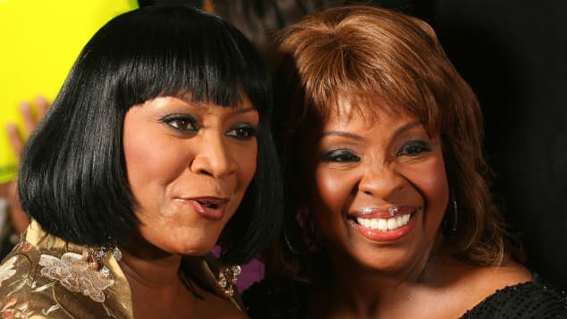 Patti LaBelle And Gladys Knight Friends Foes