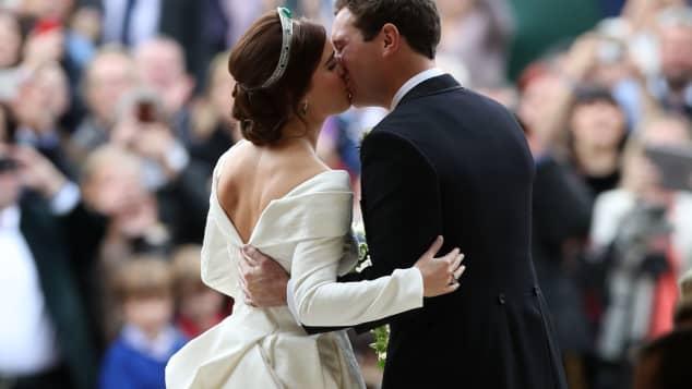 Princess Eugenie and Jack's Love Story