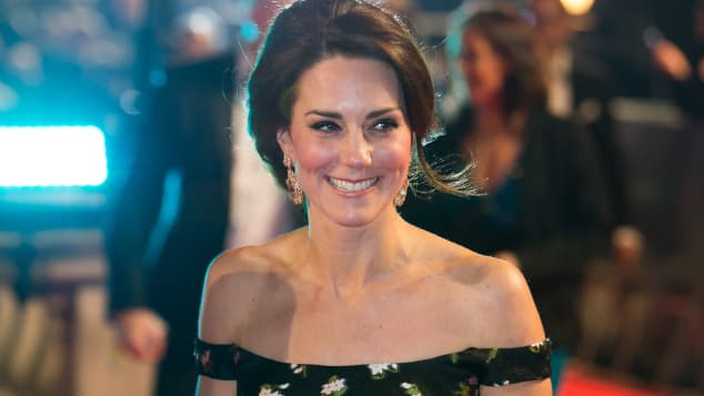 Pure Glamour: Duchess Kate's BAFTA Looks